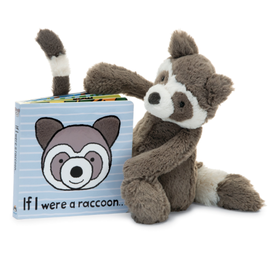 If I Were a Raccoon - Baby Sweet Pea's Boutique