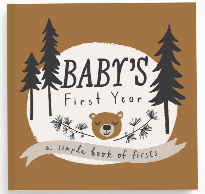 Little Camper Memory Book - Baby Sweet Pea's Boutique