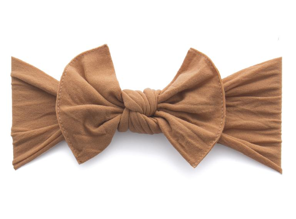 Camel Classic Knot Headband - Baby Sweet Pea's Boutique