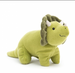 Mellow Mallow Triceratops - Baby Sweet Pea's Boutique