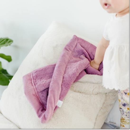 Fairy Wings Lush Mini Blanket - Baby Sweet Pea's Boutique