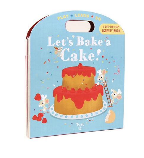 Let's Bake a Cake! - Baby Sweet Pea's Boutique