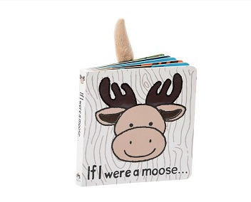 If I Were a Moose - Baby Sweet Pea's Boutique