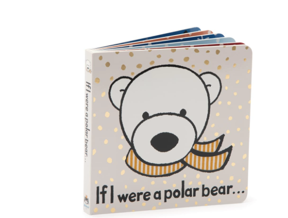 If I Were A Polar Bear... - Baby Sweet Pea's Boutique