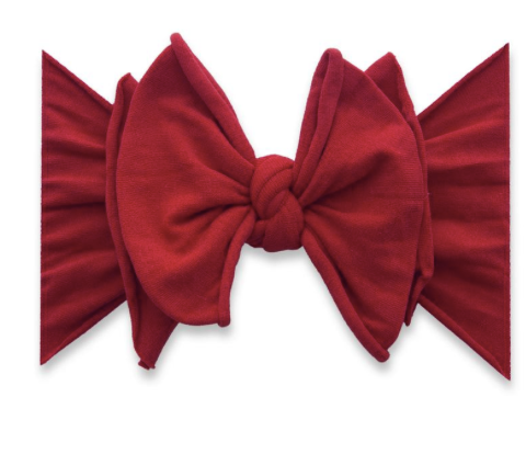 Cherry FAB-BOW-LOUS Headband - Baby Sweet Pea's Boutique