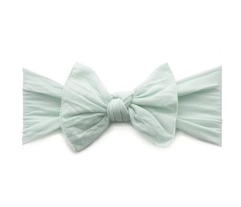 Tea Classic Knot Headband - Baby Sweet Pea's Boutique
