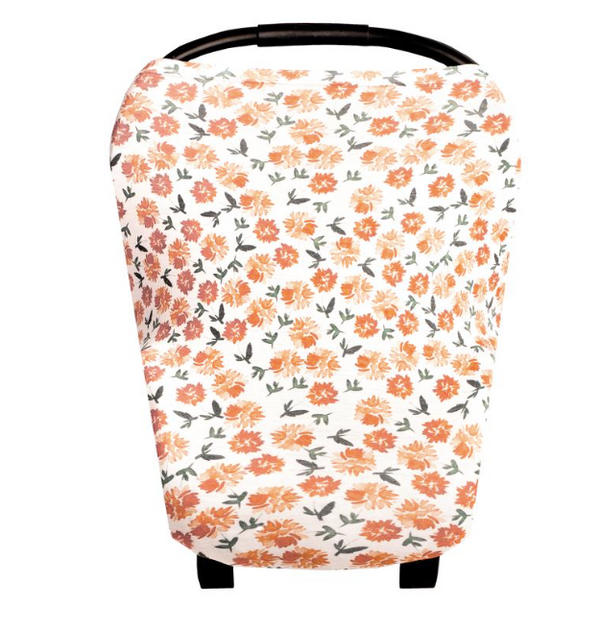 Multi-Use Cover- Hazel - Baby Sweet Pea's Boutique