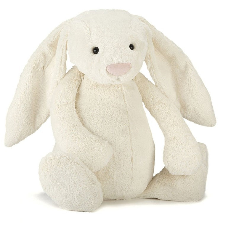 Bashful Cream Bunny - Baby Sweet Pea's Boutique