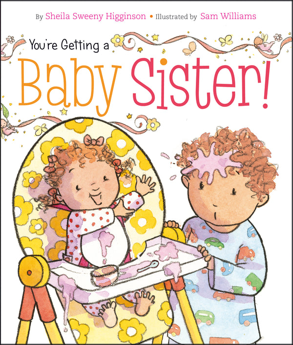 You're Getting a Baby Sister! - Baby Sweet Pea's Boutique