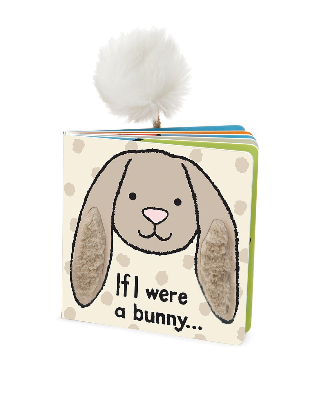 If I Were a Bunny... (Beige) - Baby Sweet Pea's Boutique