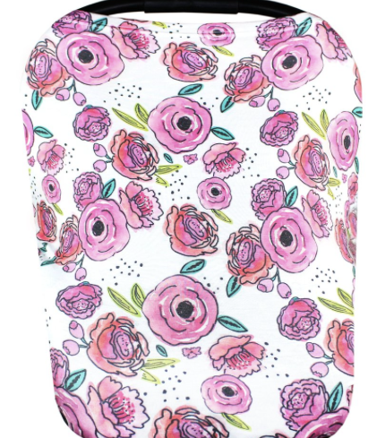 Multi-Use Cover- Zoe - Baby Sweet Pea's Boutique