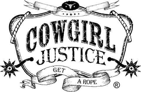 Image result for cowgirl justice logo