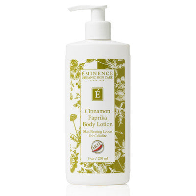 Cinnamon Paprika Body Lotion