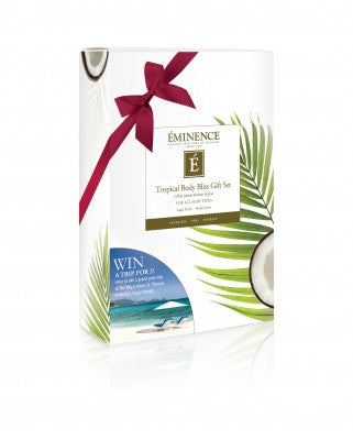 Tropical Body Bliss Gift Set
