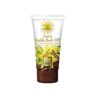 Tropical Vanilla Body SPF 32