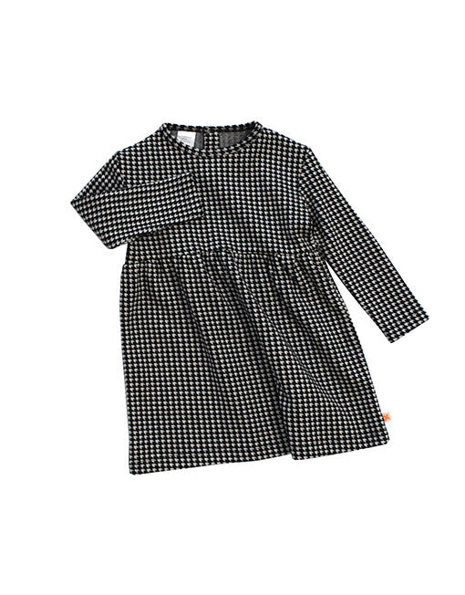TINYCOTTONS HOUNDSTOOTH KJOLE - Lille Spire - 1