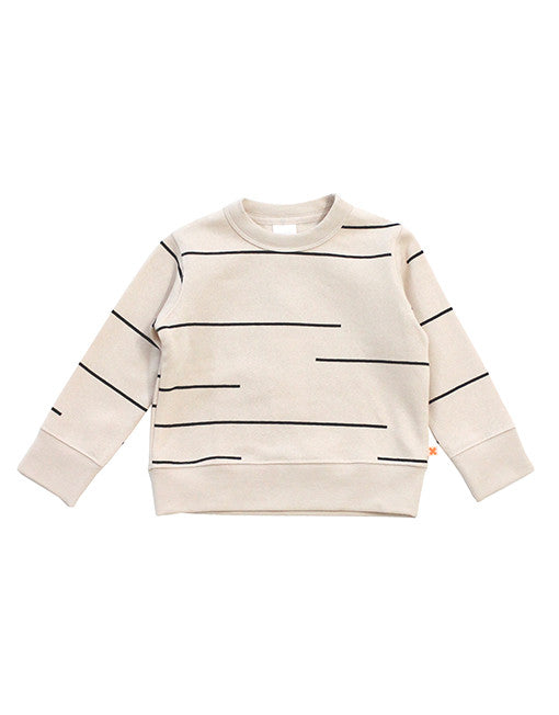TINYCOTTONS LINE SWEATSHIRT - Lille Spire