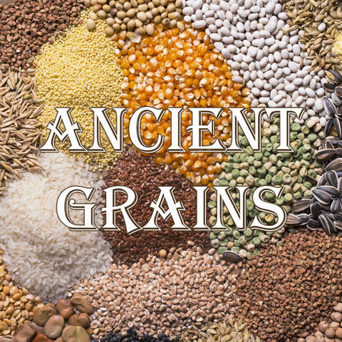 Ancient grains and health foods