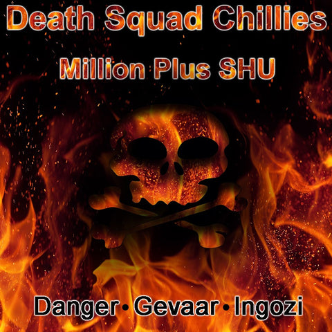 Death Squad Chillies