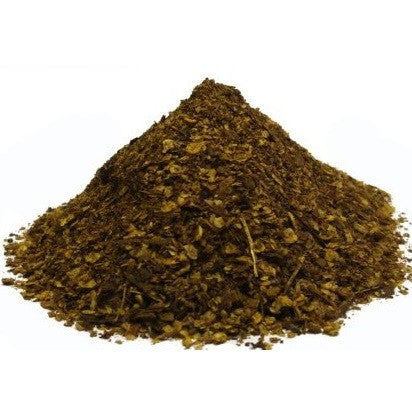 smoked nsukka powder