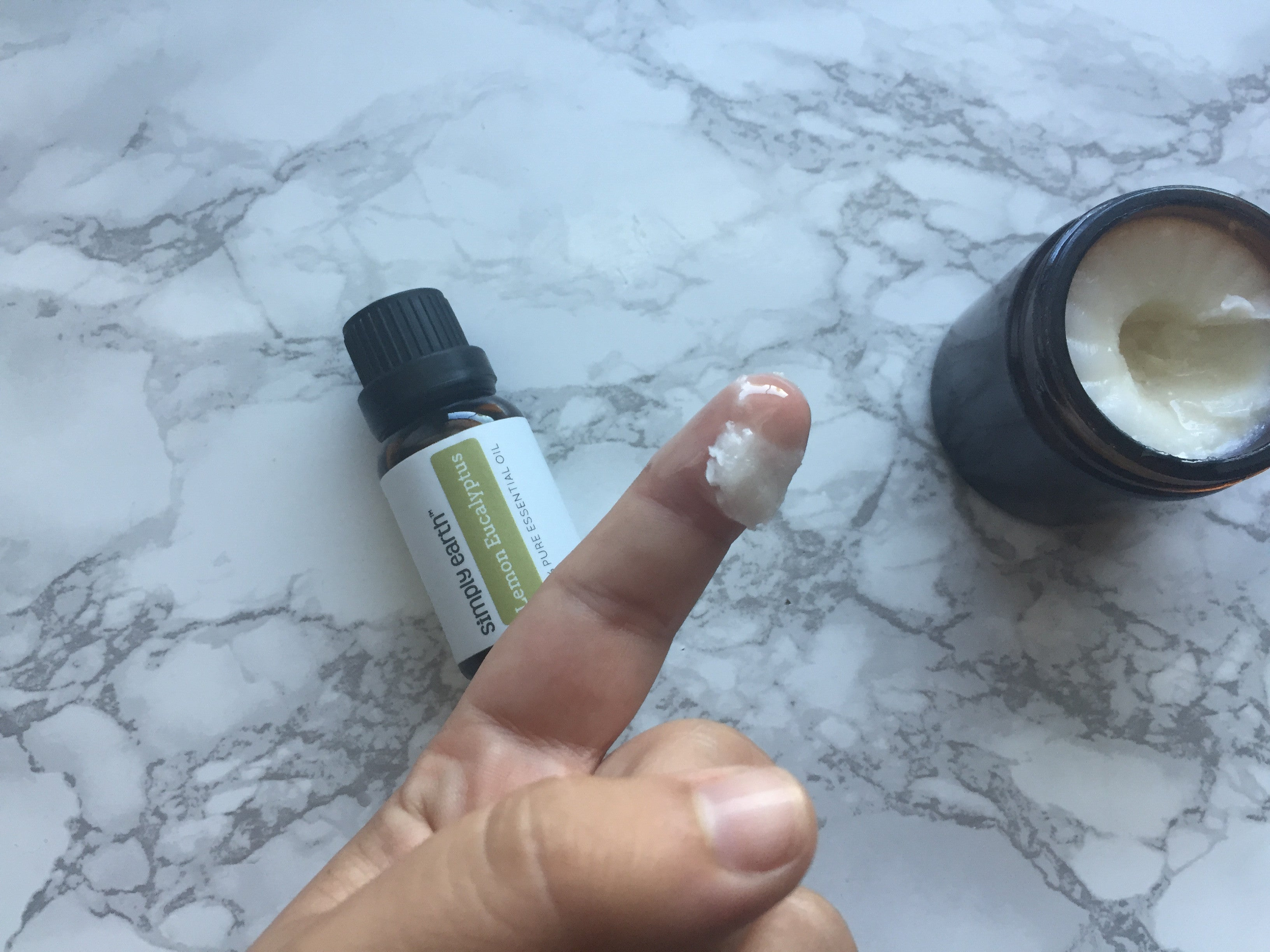 DIY Essential Oil Deodorant, Natural Deodorant Essential Oils, Homemade Deodorant with Essential Oils