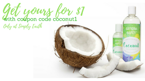 Coconut Oil discount
