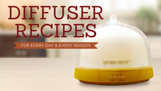Diffuser Recipes