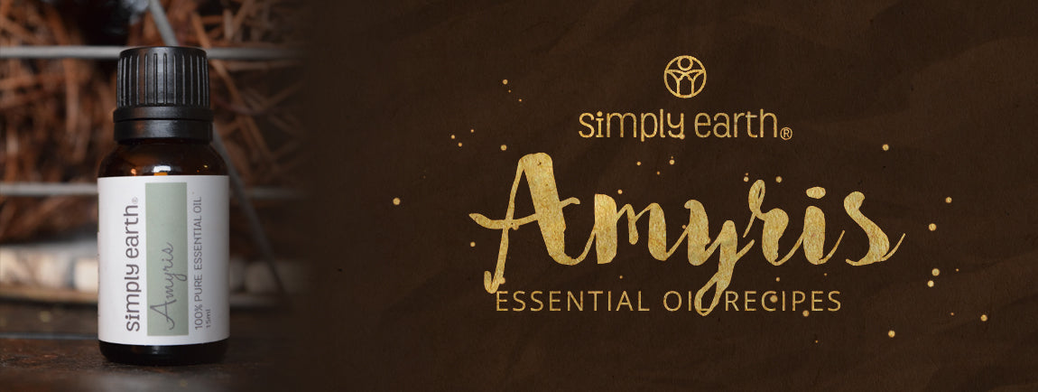 Amyrs Essential Oil Recipes