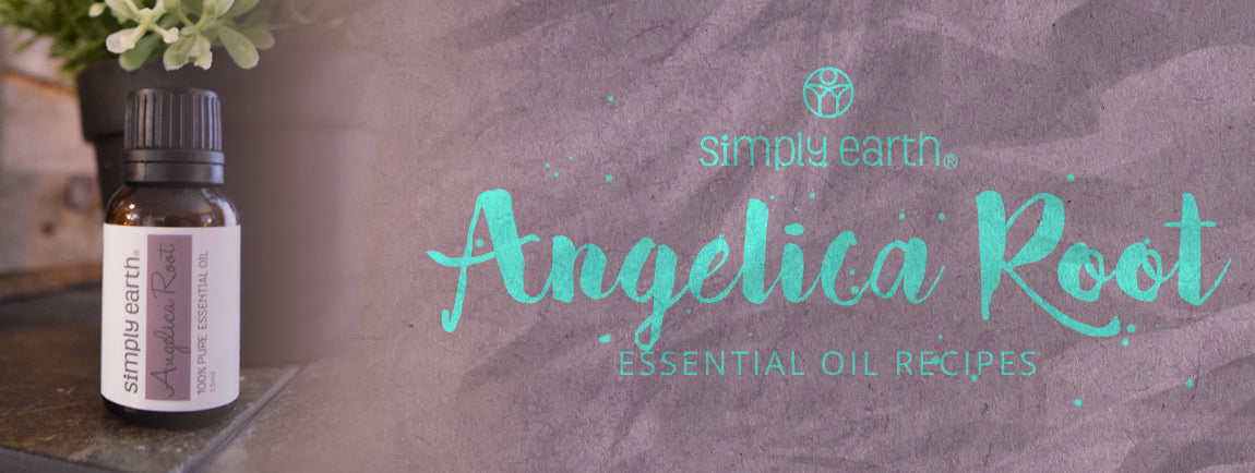 angelica root essential oil recipes