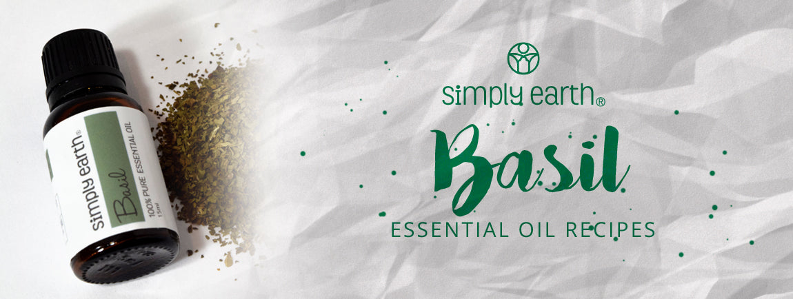 basil essential oil recipes