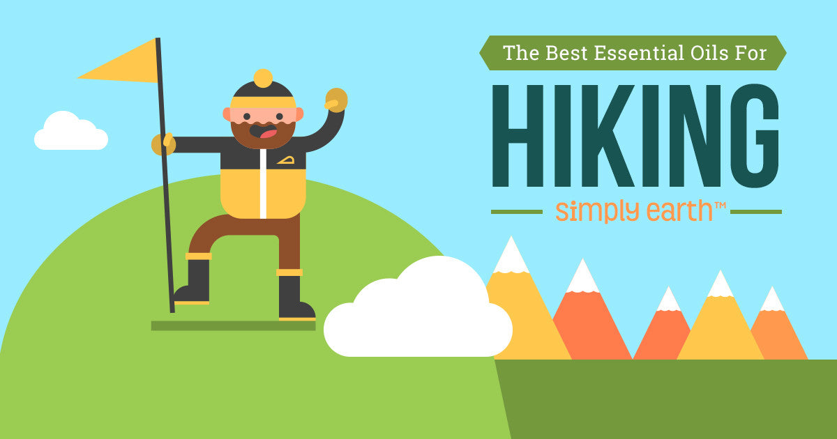 Best Essential Oils for Hiking