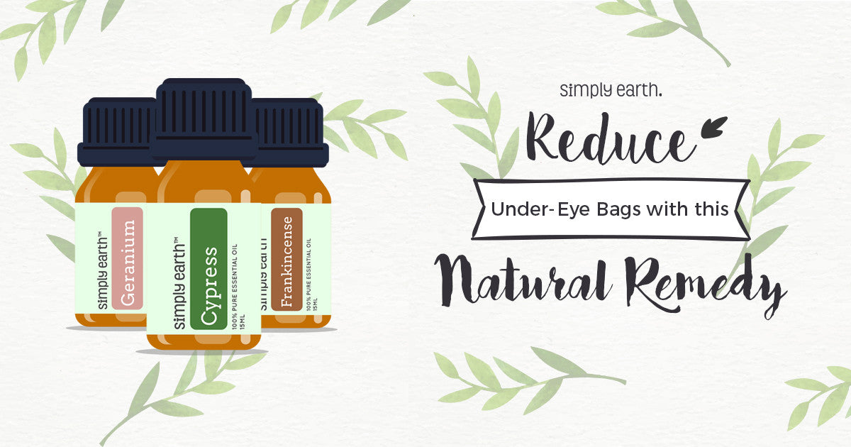 reduce under eye circles with this natural remedy