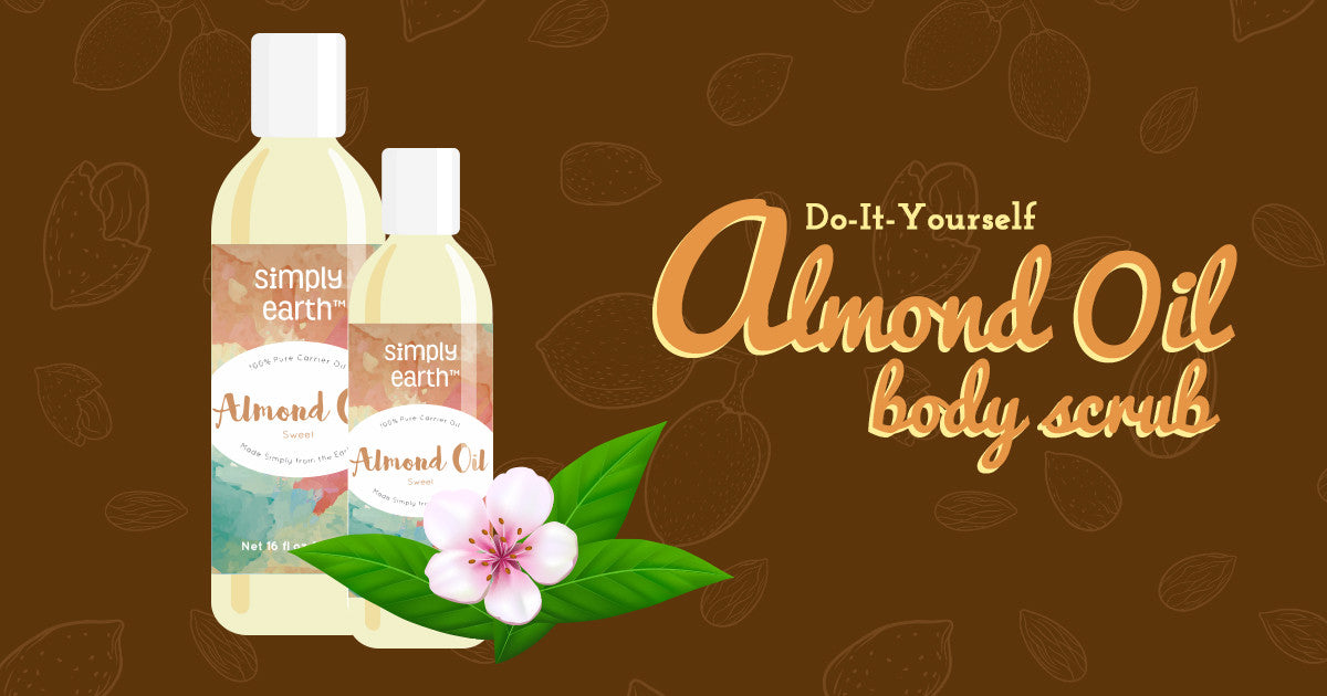 almond oil recipe
