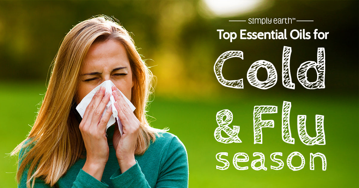 Best essential oils for colds and coughs