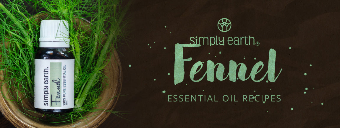 fennel essential oil recipes