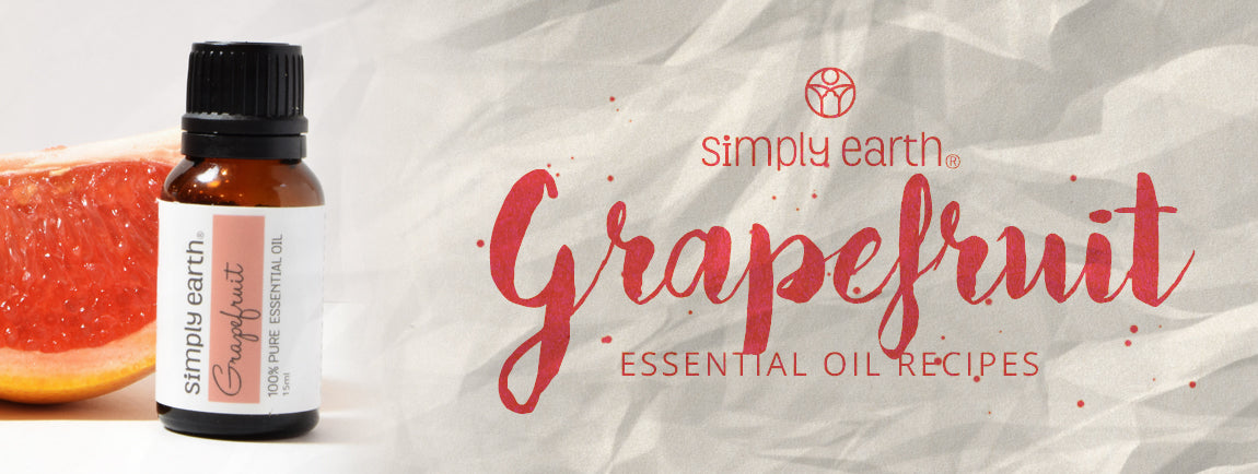 grapefruit essential oil recipes