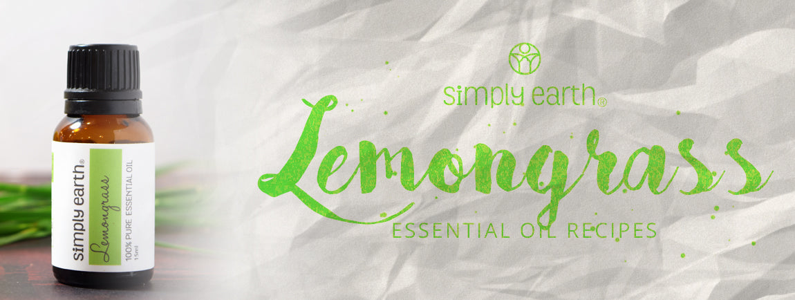 lemongrass essential oil recipes