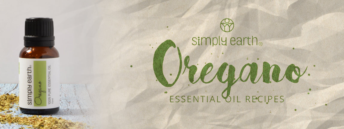 oregano essential oil recipes