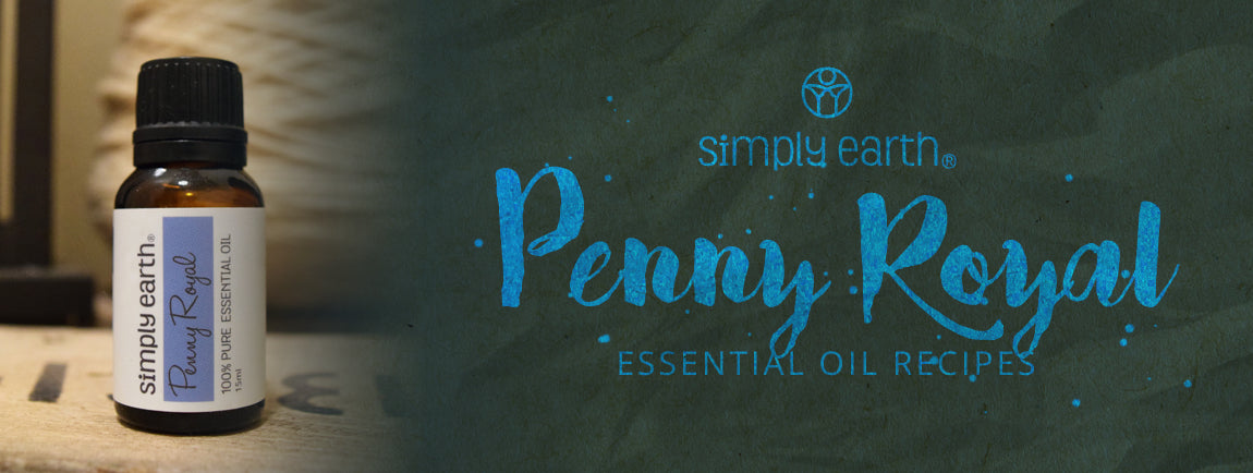 penny royal essential oil recipes