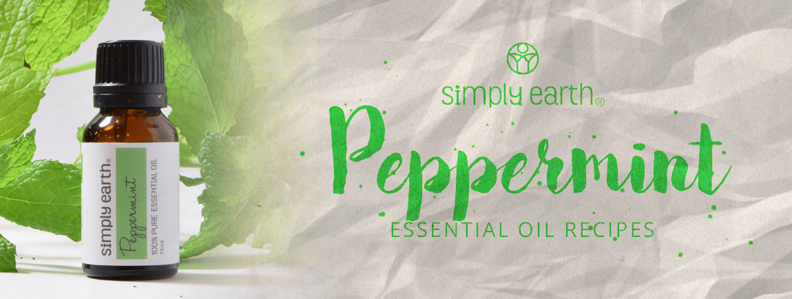 peppermint essential oil recipes