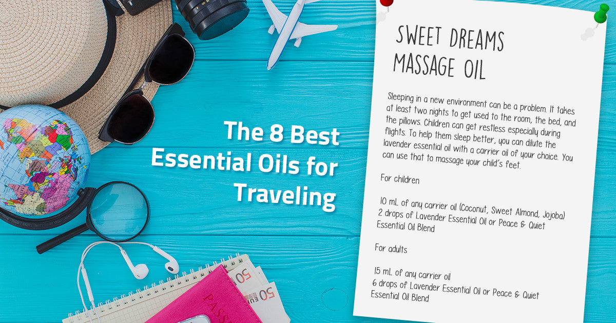 best essential oils for traveling