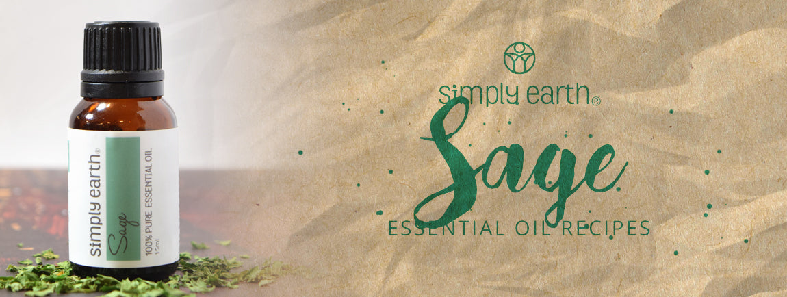 sage essential oil recipes