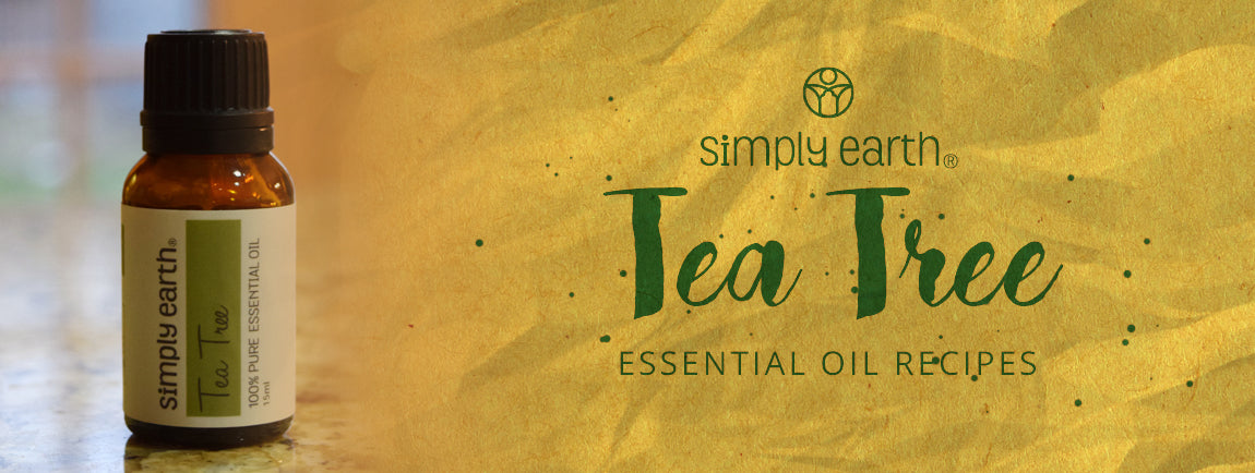 tea tree essential oil recipes