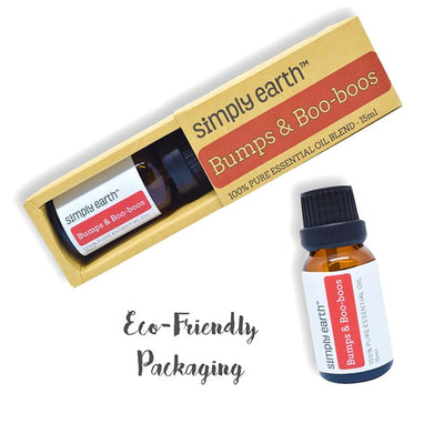 Simply Earth Bumps and Boo-boos Essential Oil Blend
