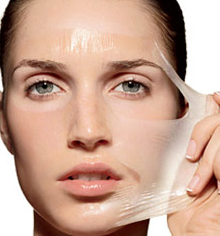 Peel-off Masks for this Autumn
