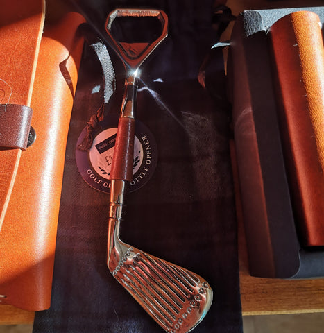 Bottle opener golf club from the Attic Store