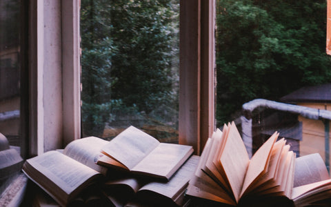 Read more books this year with Attic. Photo by John-Mark Smith on Unsplash