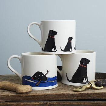 Attic dog mugs for Him