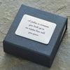 Personalised cufflinks boxes