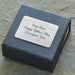 engraved cufflinks boxes